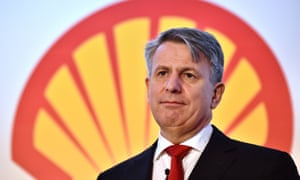 Ben van Beurden, CEO of Royal Dutch Shell, has become the second-highest paid boss in the FTSE 100.