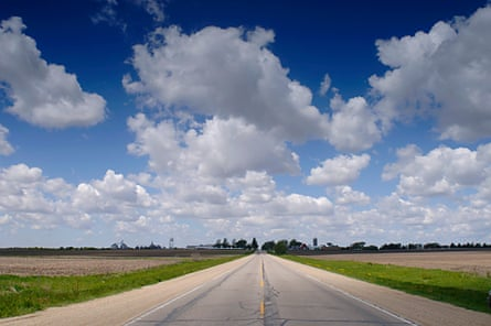 Iowa, where Bill Bryson grew up.