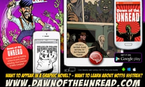 Dawn of the Unread on mobile phones