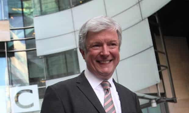 Tony Hall's speech outlines his vision for future of the BBC