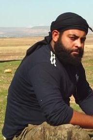 FSA commander Abu al-Farouq.