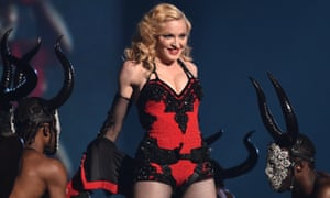 Madonna's current single Living For Love was not playlisted by BBC Radio 1