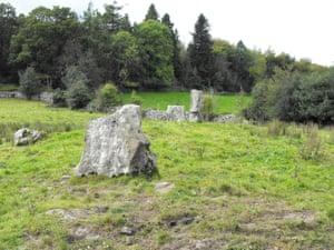 Timoney Stones, Ireland