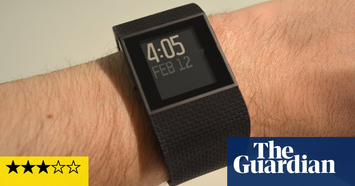 Fitbit Surge review: a fitness tracking watch that's not