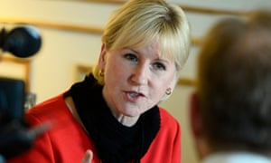 Sweden's stopped selling arms to Saudi Arabia  Why can't the