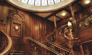titanic museum attraciton