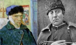 Van Gogh vs Gauguin