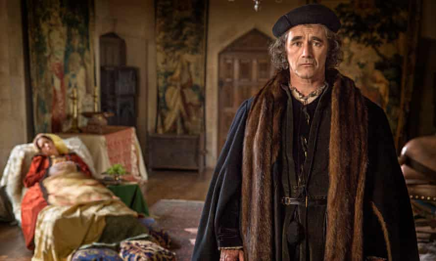 Wolf Hall with Mark Rylance