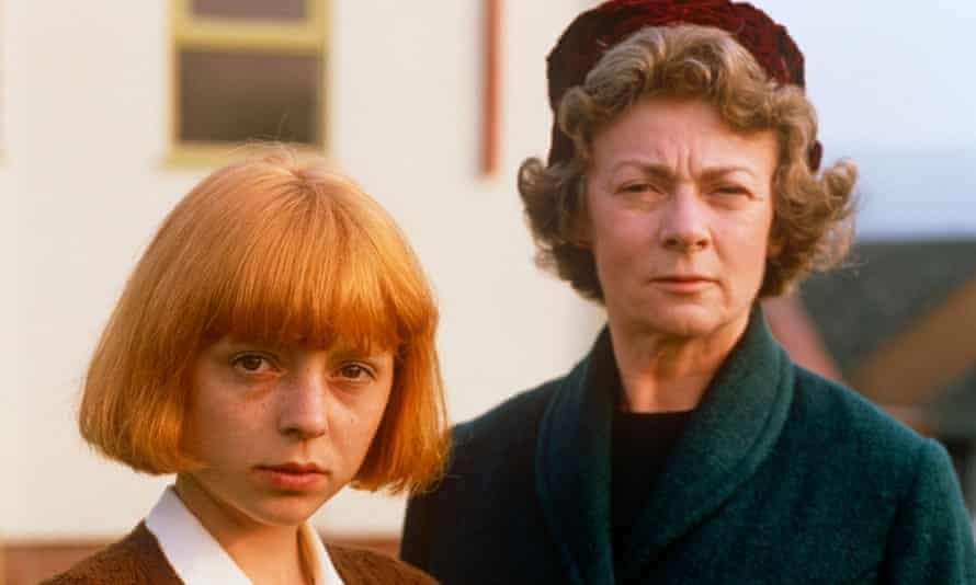 Charlotte Coleman and Geraldine McEwan in a BBC television adaptation of Oranges Are Not the Only Fruit
