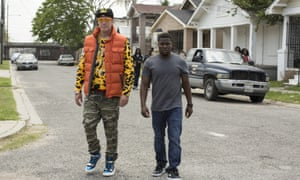 Will Ferrell and Kevin Hart in Get Hard.