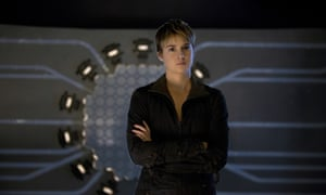 Shailene Woodley in The Divergent Series: Insurgent