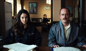 Shailene Woodley and Christopher Meloni in White Bird in a Blizzard