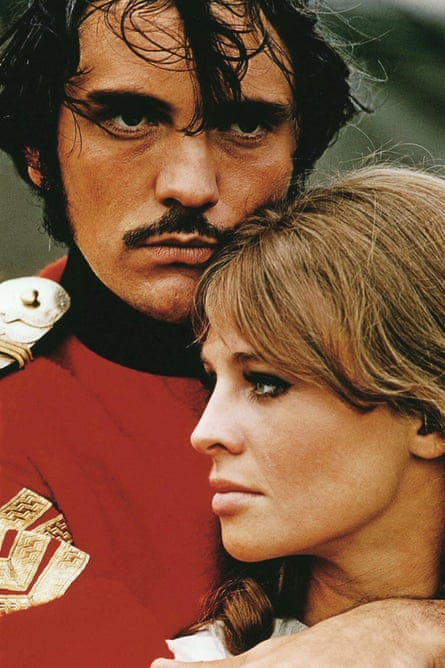Stamp with Julie Christie in Far From the Madding Crowd.