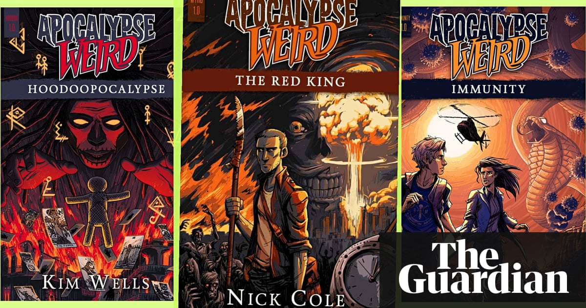 Apocalypse weird brings authors and fans a shared world of pain apocalypse weird brings authors and fans a shared world of pain books the guardian fandeluxe Gallery