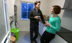 Ed Miliband kitchen