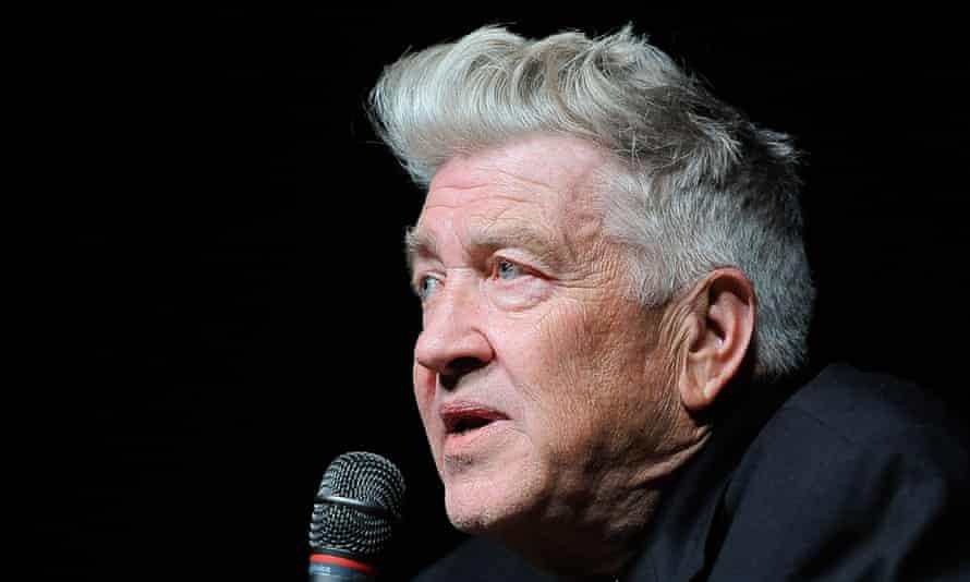 David Lynch at Goma