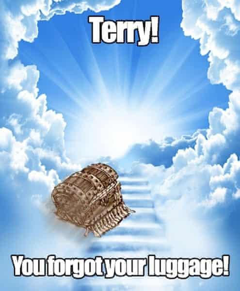 Pratchett meme