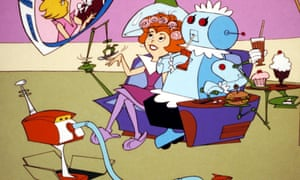 The Jetsons, Jane Jetson, Rosey the Robot Maid