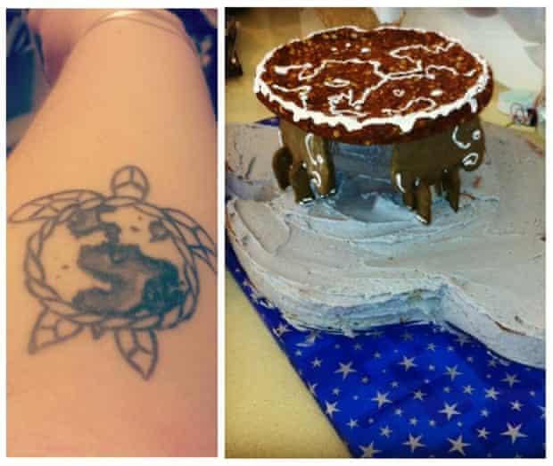 Discworld tattoo