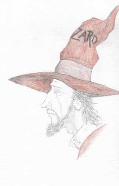 Pratchett drawing