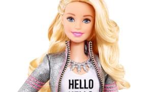 hello barbie doll - Barbie