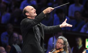 LPO/Manze review – they tore into Elgar's green and pleasant