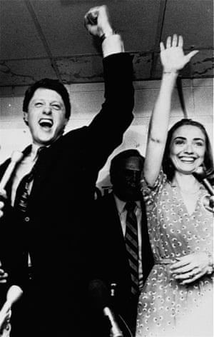 Bill and Hillary Clinton Arkansas