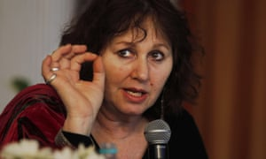 British film-maker Leslee Udwin, whose documentary about gang rape, India's Daughter, has been banned by Narendra Modi's government.