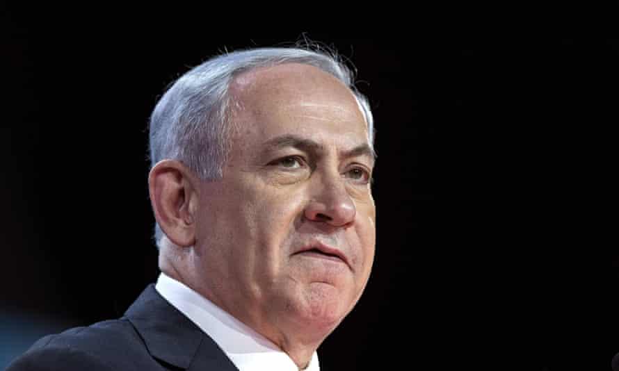 Israeli election Binyamin Netanyah