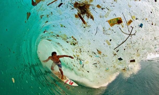 Trash Wave: