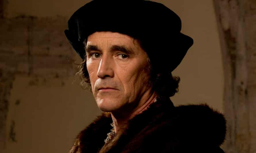Rylance in Wolf Hall.