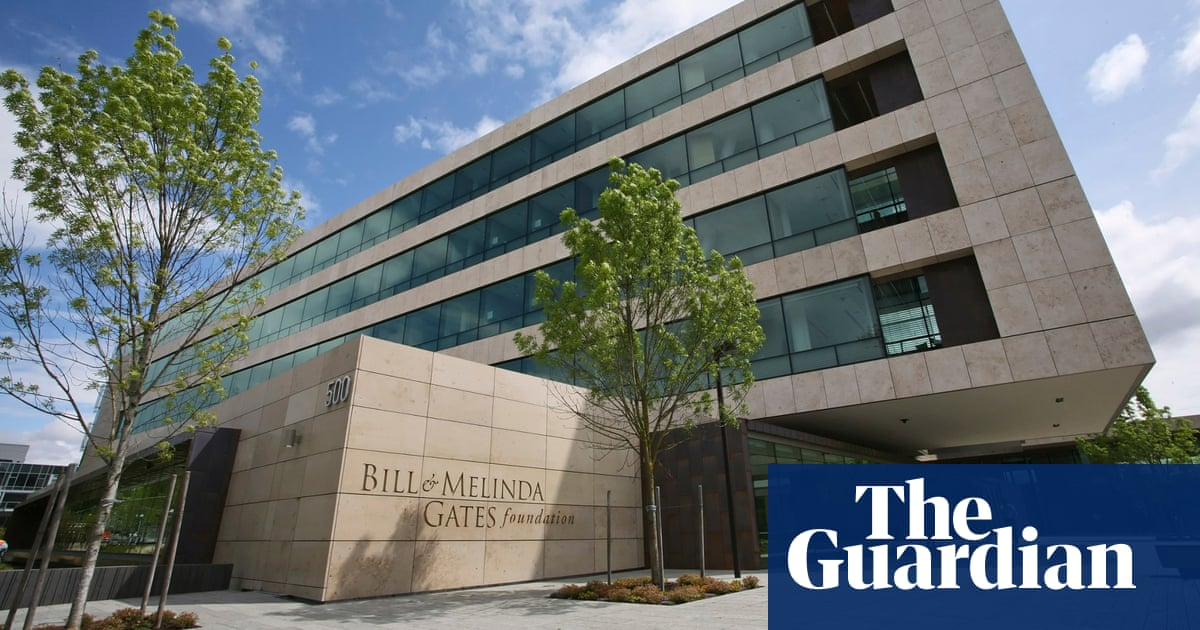 What Is The Bill And Melinda Gates Foundation Environment The Guardian