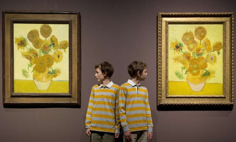 Van Goghs Fading Sunflowers And Other Tales Of Decaying Art