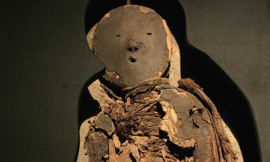 Chinchorro mummy