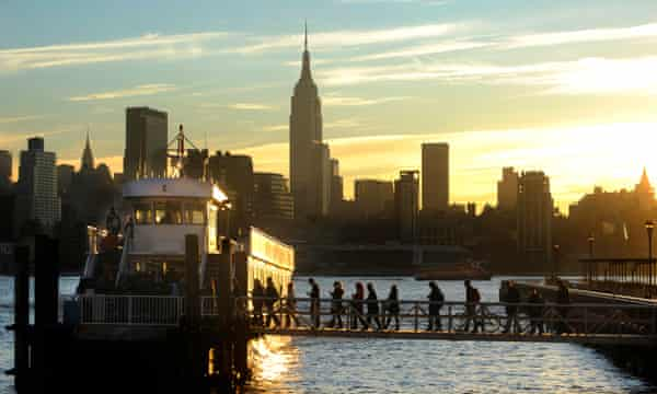 New York City ferry