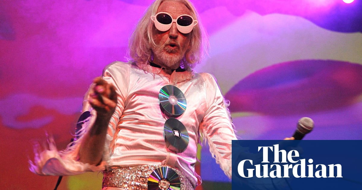 Daevid Allen obituary | Music | The Guardian
