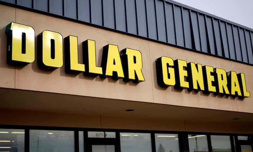 A Dollar General store in Westminster, Colorado.