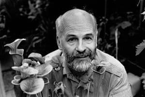 Terry Pratchett by Jane Bown