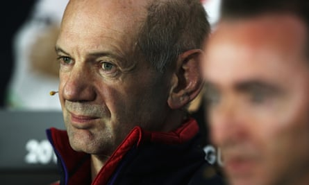 Red Bull's Adrian Newey said: 'I think the FIA needs to be a bit more active'