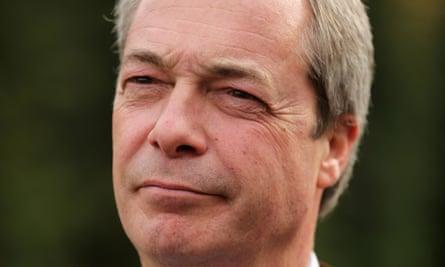Nigel Farage in Buckinghamshire