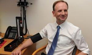 Simon Stevens, NHS chief executive