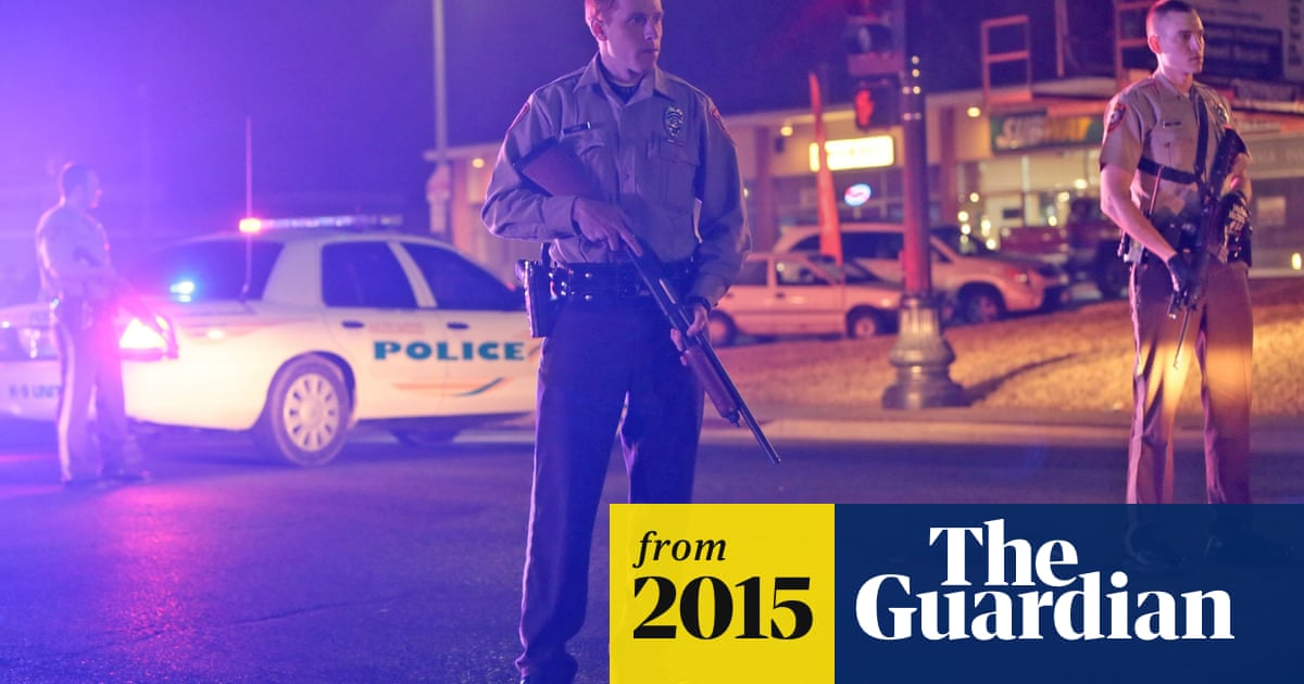 A long 11 minutes': how Ferguson police reacted to the