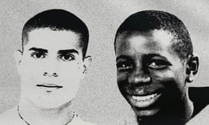 Zyed Benna and Bouna Traoré