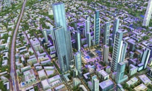 A new new cairo egypt plans 30bn purpose built capital in desert cities the guardian for Capital home staging and design