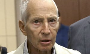 New York City real estate heir Robert Durst.