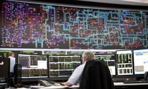 National Grid database