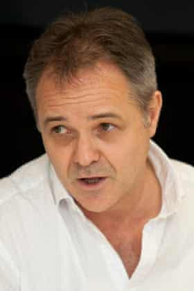 Professor Jeremy Farrar, director of the Wellcome Trust.