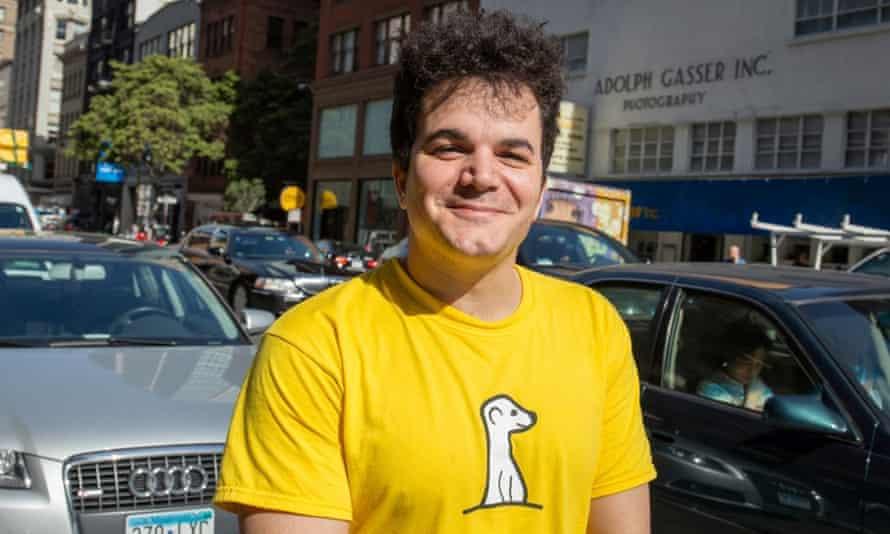 Meerkat founder Ben Rubin