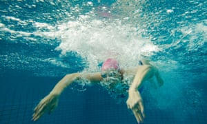 An early-morning dip makes you feel relaxed but energised; strong, focused and alive