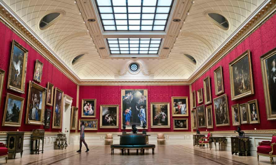 The Great Gallery at the Wallace Collection